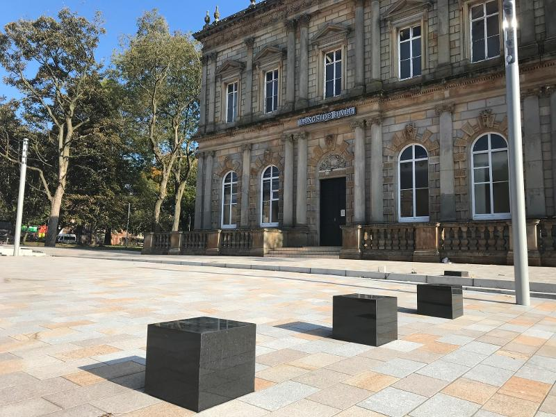 Council approves funding for active travel route through new civic square in Shawlands