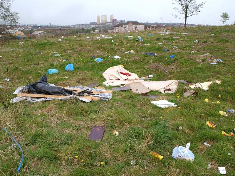 Fall in amount of Vacant and Derelict Land in Glasgow