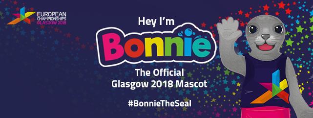 Glasgow 2018 mascot Bonnie