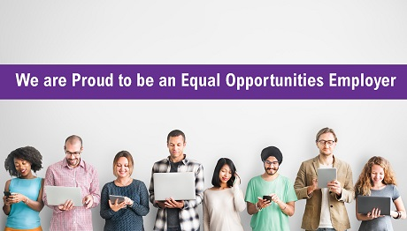 Equal Opportunities Employer