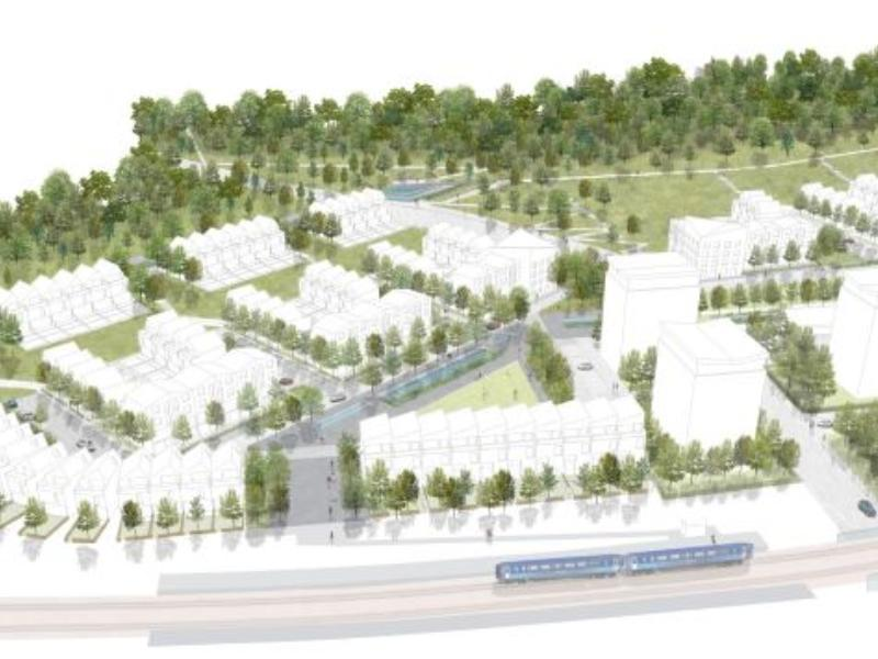 Green infrastructure plans for North Maryhill take next step