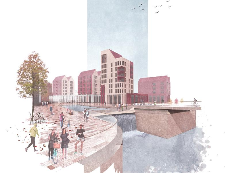 Water Row Masterplan points way forward for regeneration of Govan and the Clyde