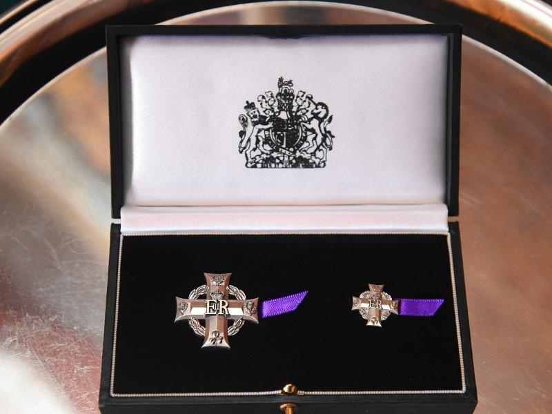 Elisabeth Cross Medal