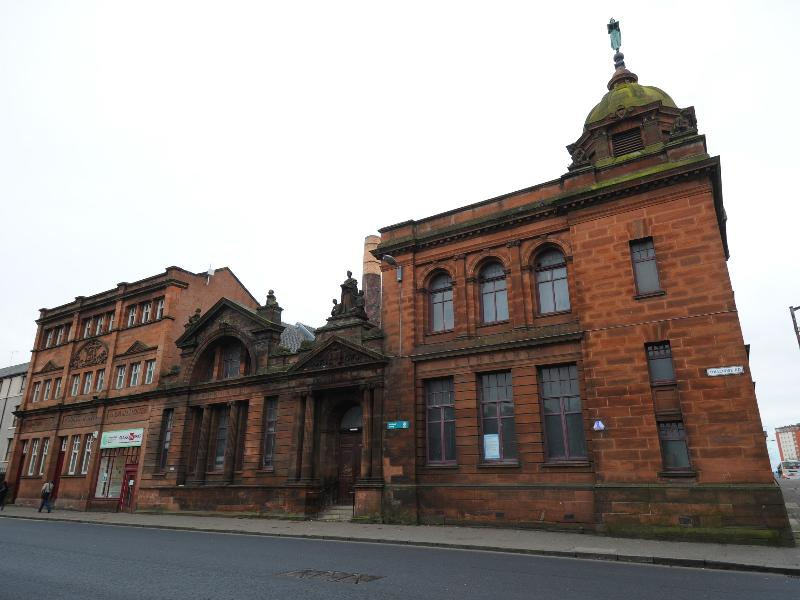 Funding approved for relocation of Parkhead Library to community hub