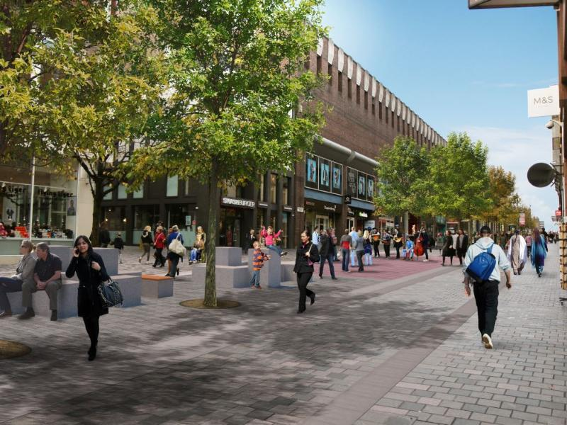 Consultation offers chance to help shape next phase of Avenues in Glasgow city centre