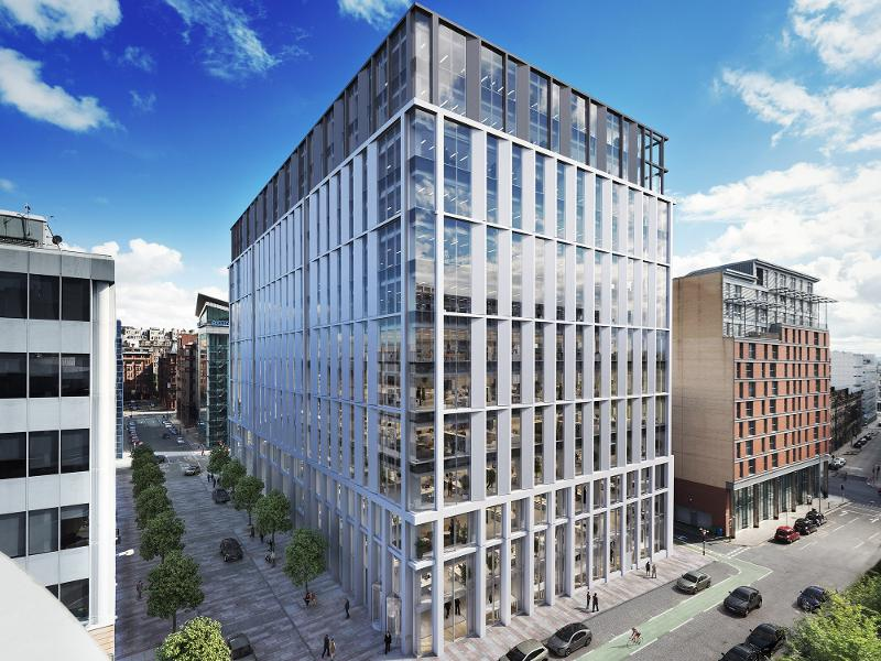 Funding for new public realm at Cadogan Street approved by council
