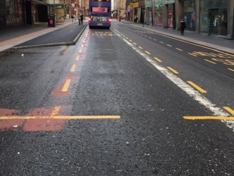 Bus Boarders - city centre 1