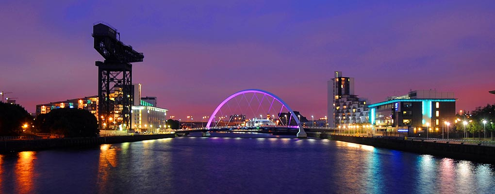 River Clyde view