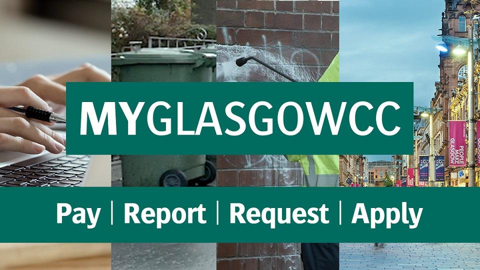 MyGlasgowCC banner