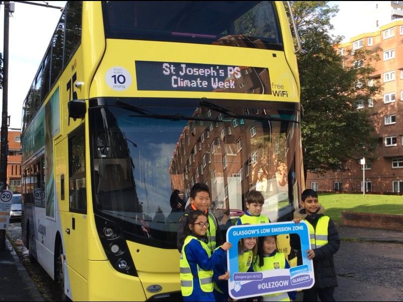 St Joseph's Bus
