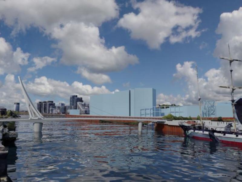 Frameworks will deliver Clyde and Govan - Partick regeneration