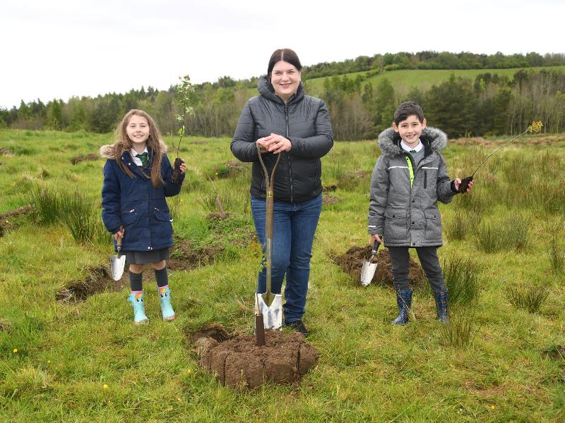 Clyde Climate Forest will see 18 million trees planted in city-region over next decade