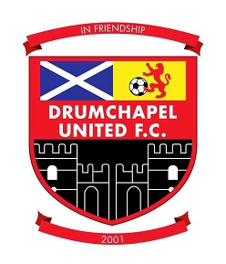 Drumchapel United logo