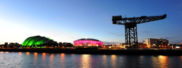 Glasgow's population continues to rise