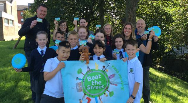 Beat the Street launch - Thornwood