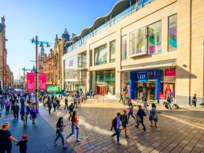 Deputy First Minister meets City Centre Task Force