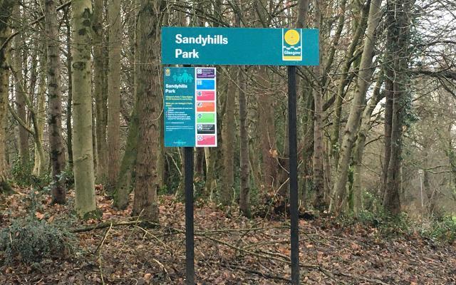 Sandyhills Park