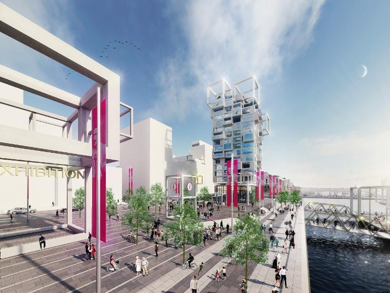 Council told of £25million City Deal plans to transform Custom House Quay on Clyde waterfront