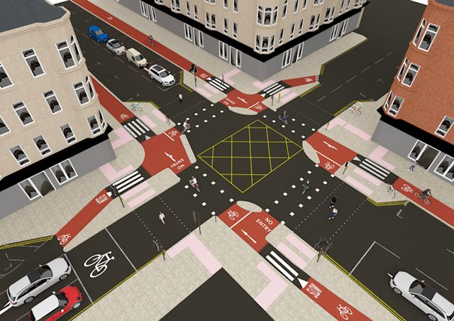 Protected Junctions