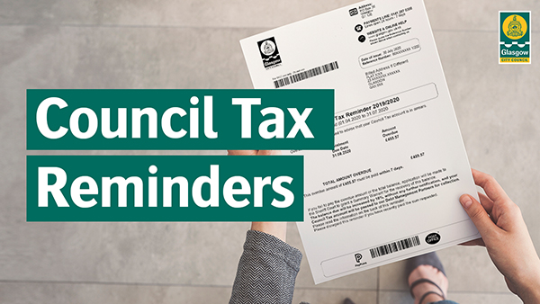 Council Tax Reminder