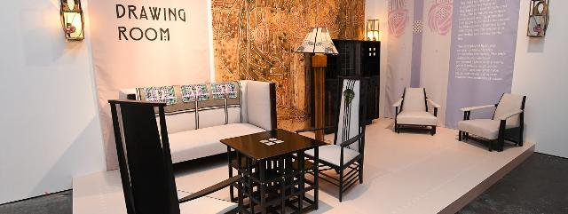 Interiors of Mackintosh masterpiece The Hill House to go on show in Glasgow