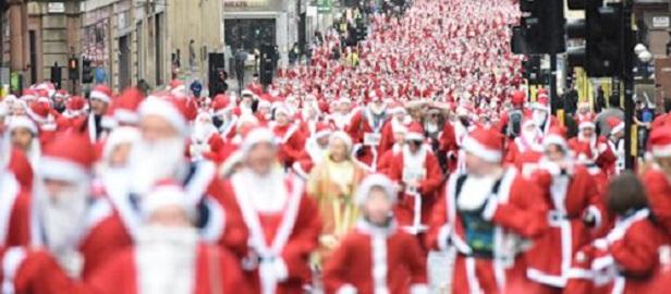 Santa Dash 2019