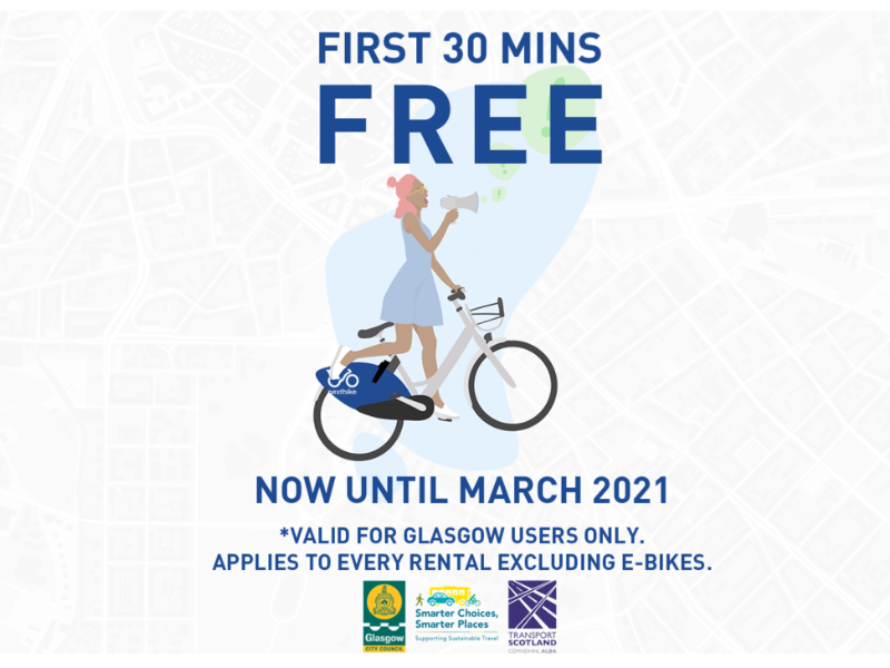 nextbike 30 mins graphic