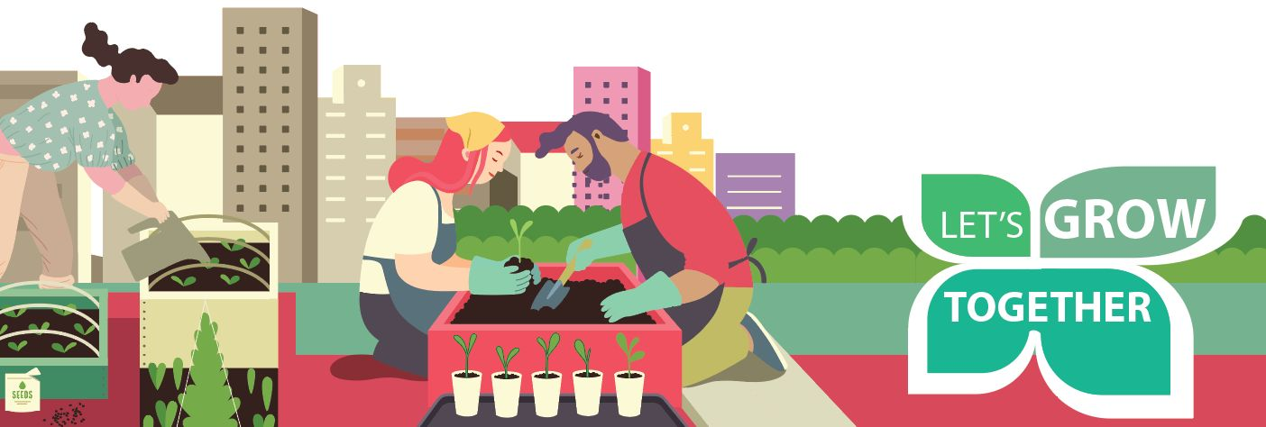 Food growing strategy