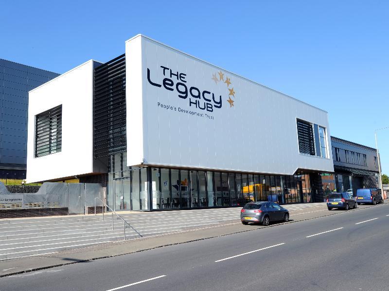 Engagement process on future of Dalmarnock Legacy Hub to begin