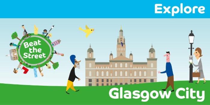Beat the Street Glasgow City Graphic