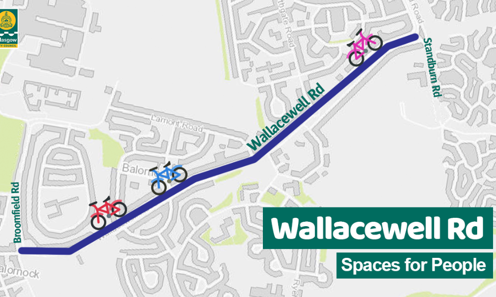 Wallacewell Rd - social media graphic