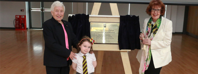 Official Opening Of 163 11 5m Garrowhill Primary Glasgow